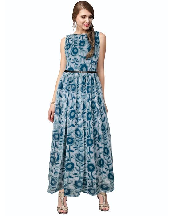 Cooper Green Designer Gown Zyla Fashion