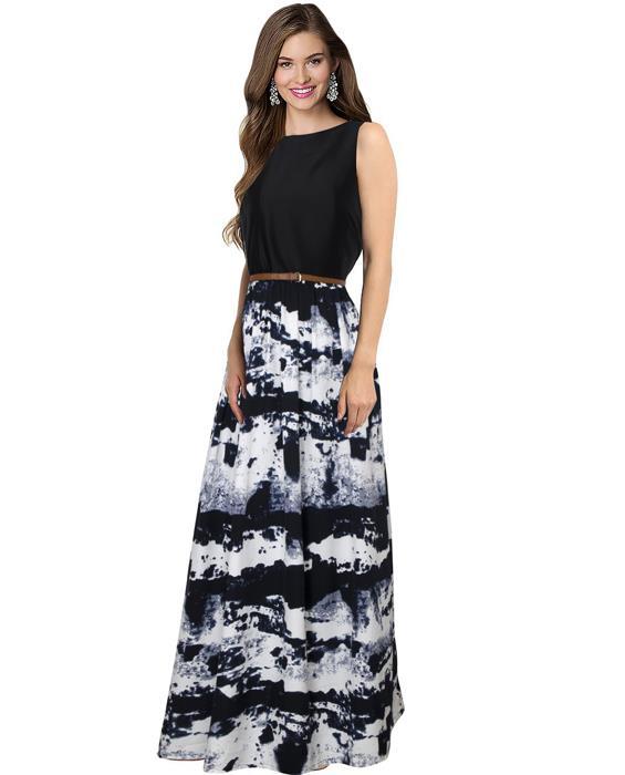 Jeny Black Designer Gown Zyla Fashion