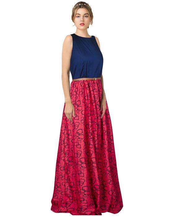 Mentos Gajari Designer Gown Zyla Fashion