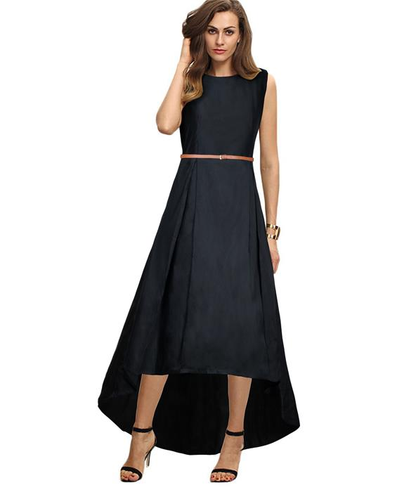 Nitya Black Designer Gown Zyla Fashion