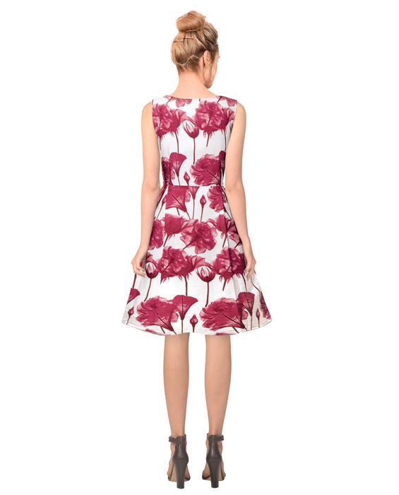 Parle Designer Pink Dress Zyla Fashion