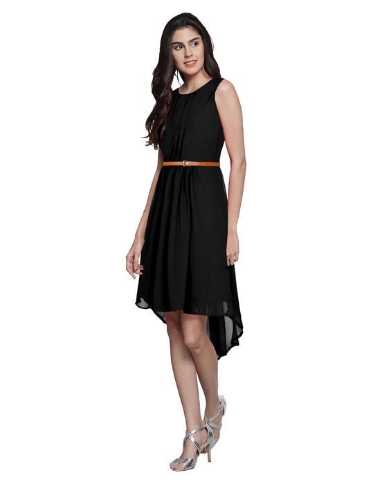 Sydney Designer Black Dress Zyla Fashion