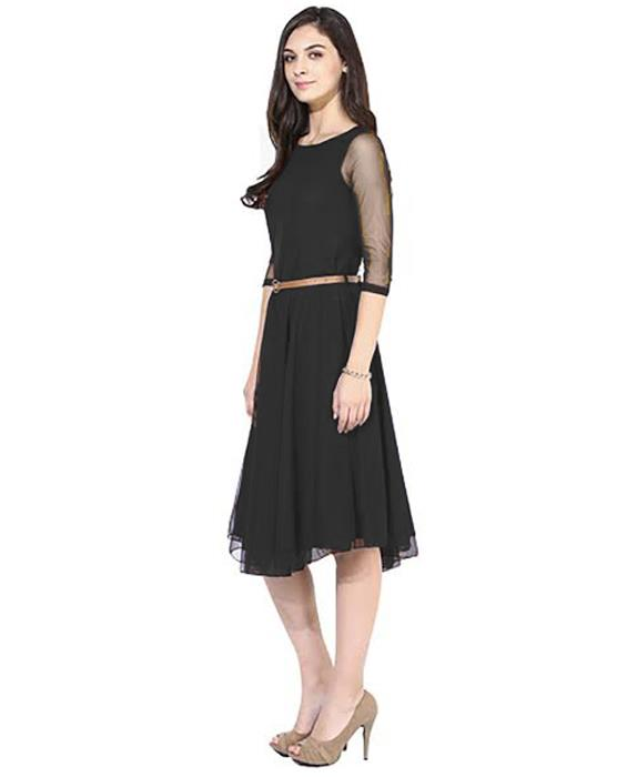 WD-03 Black Moon Light Dress