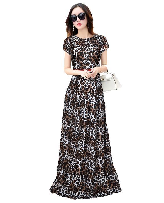Zorba Coffee Exclusive Designer Gown Zyla Fashion